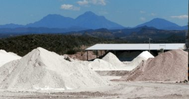 Sodium Bentonite Plant - Lonestar Bentonite Supplier
