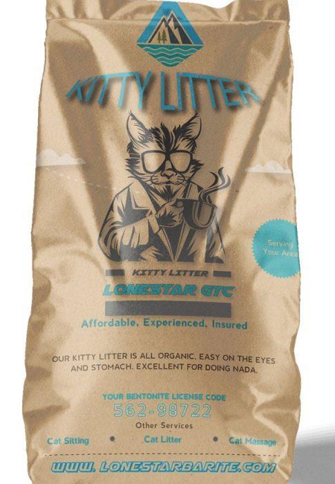 kitty-litter