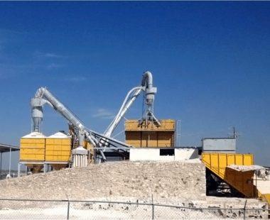 Bentonite Supplier plant