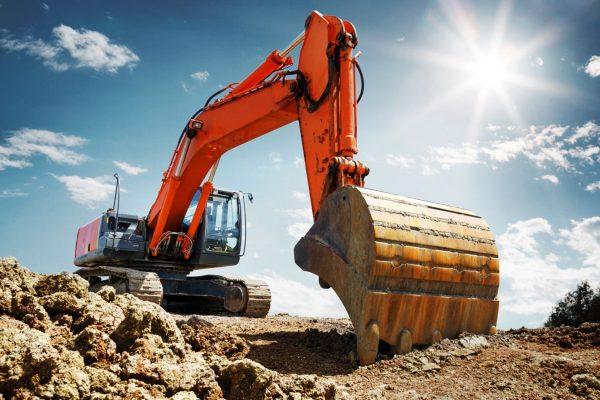 repair pond excavator