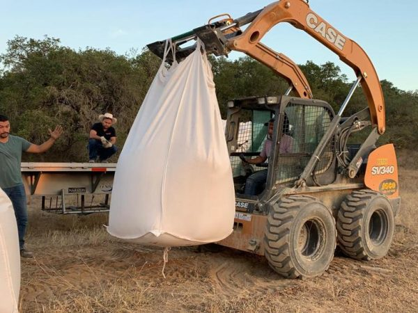 Bentonite for Ponds Delivery On Site