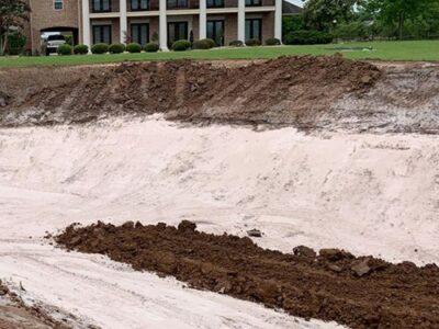 bentonite pond sealer application