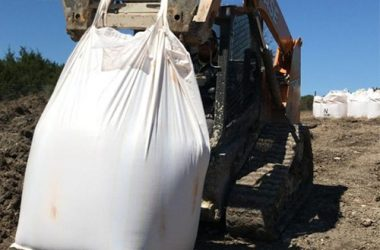 bentonite pond sealer sack