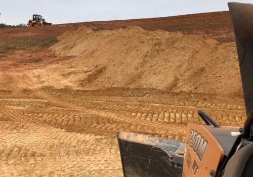 farm pond construction in USA