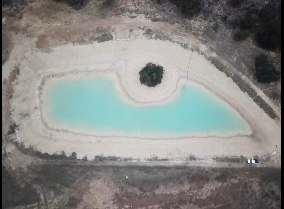 sodium bentonite clay pond liner Lonestar Minerals