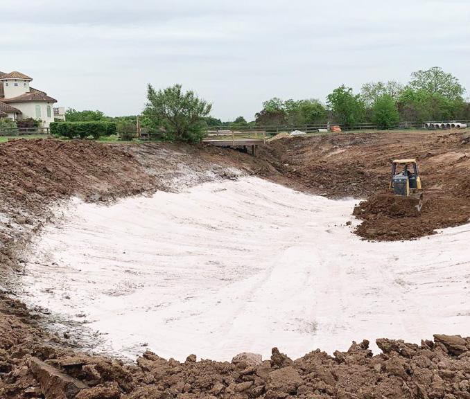 sodium bentonite for ponds